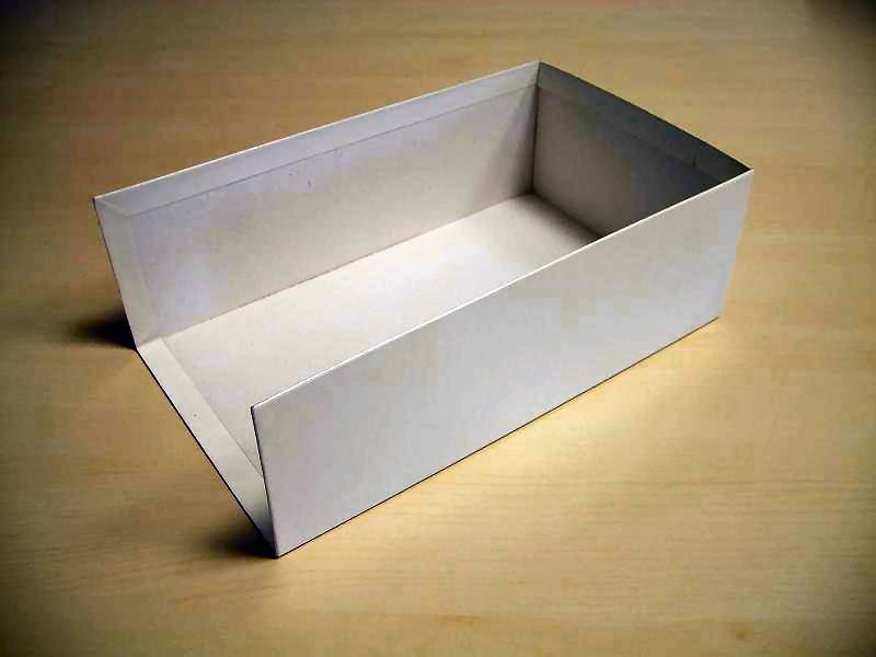 Three Sided Box